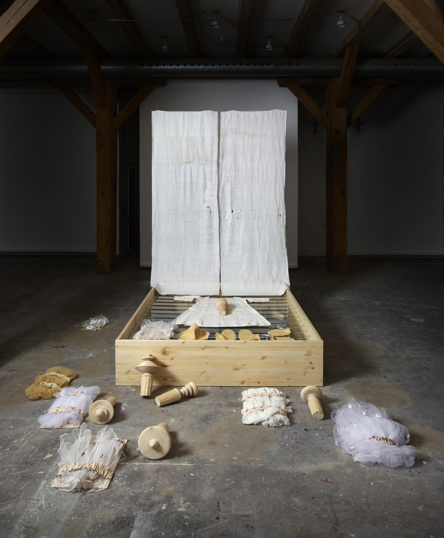 Bridal Chest, The Museum of Art, Vejle, Denmark