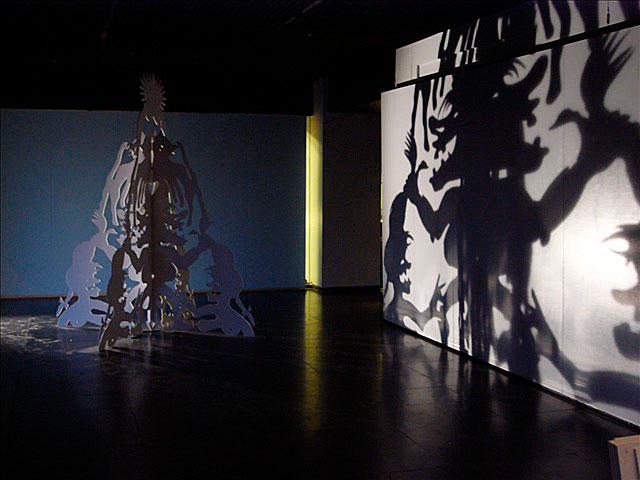 Shadow-Land, Politikens forhal, 2003