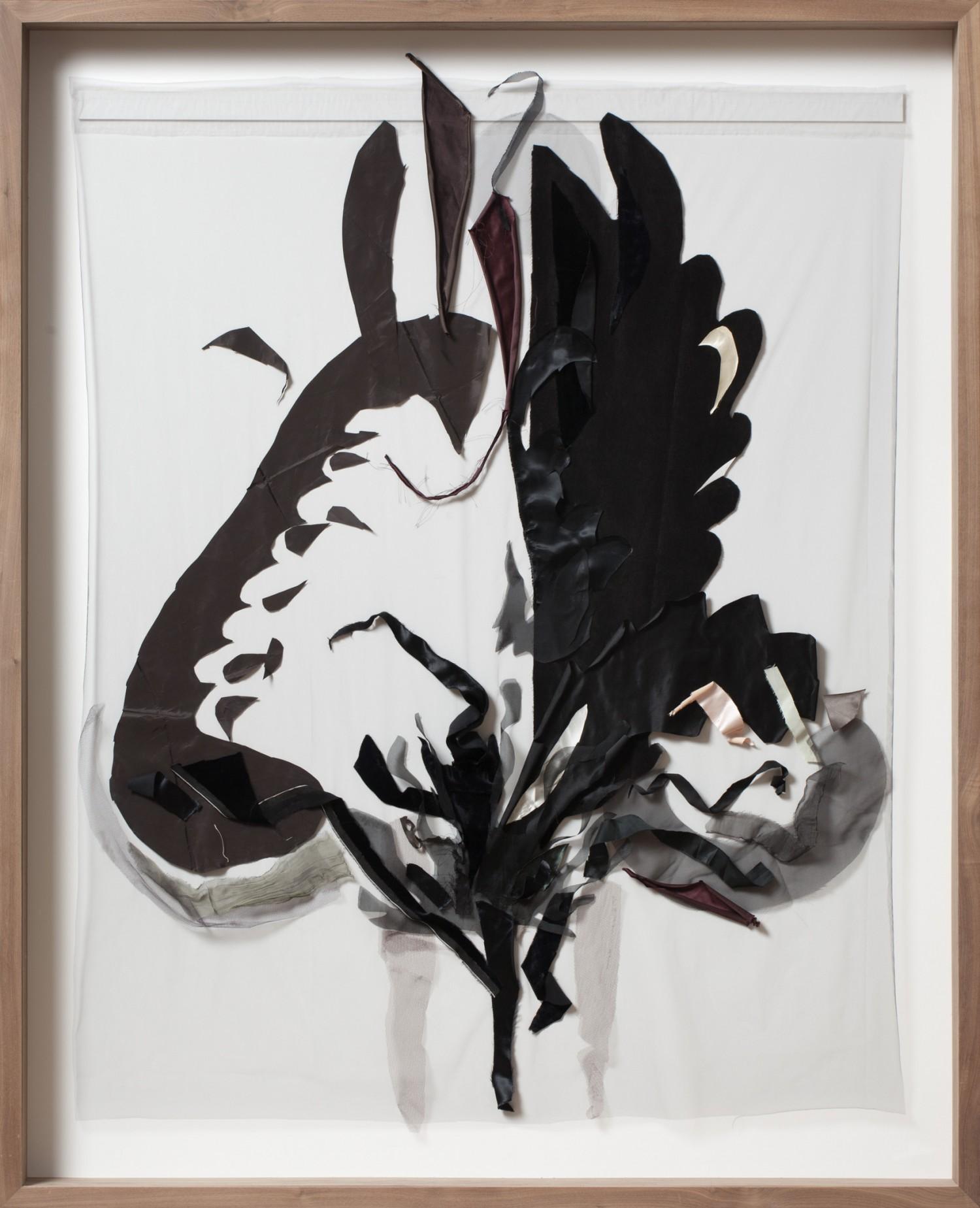 Secret 04, 159,5 x 144,5 x 9 cm, 2012