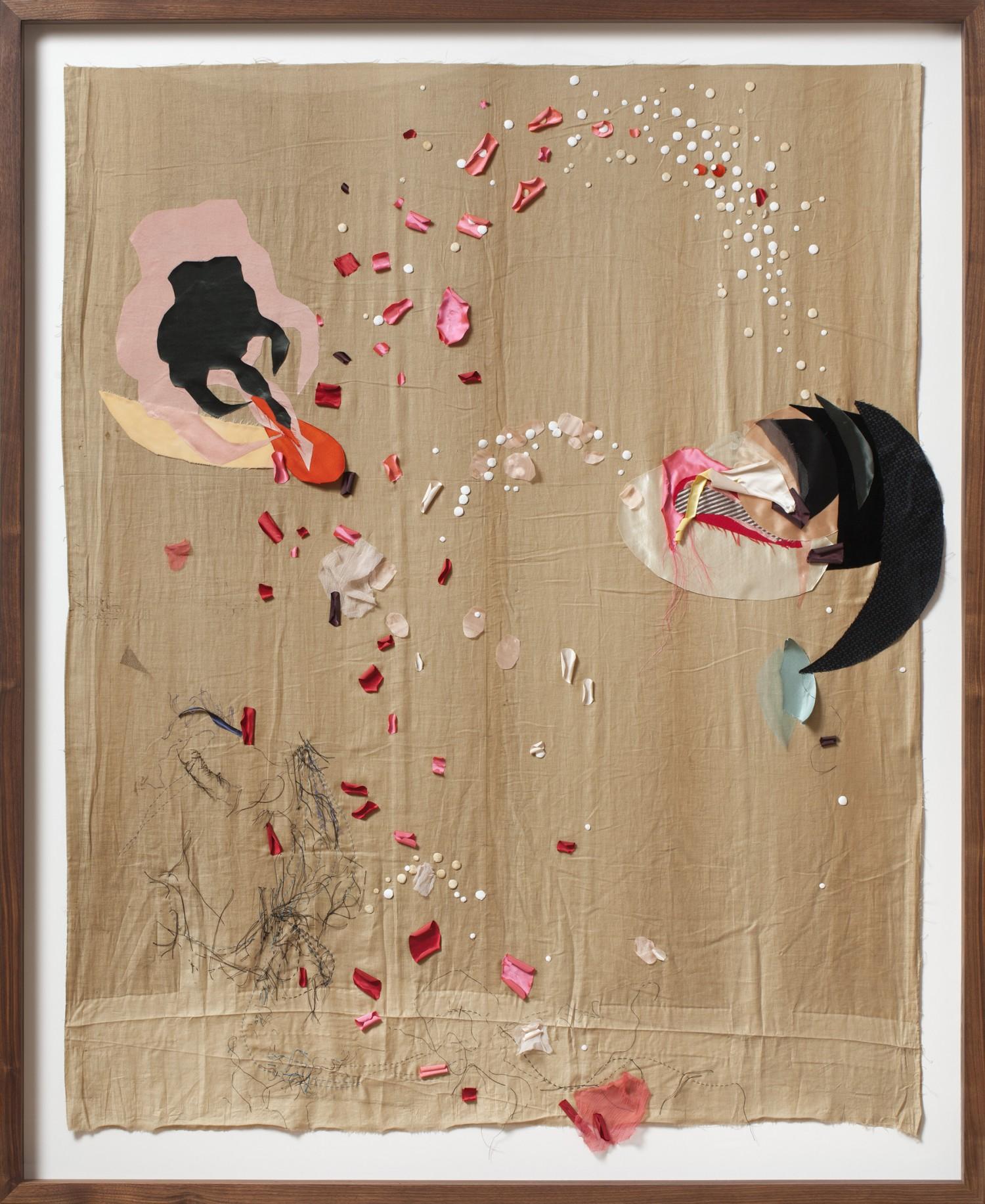Secret 02, 174 x 142 x 3 cm, 2012