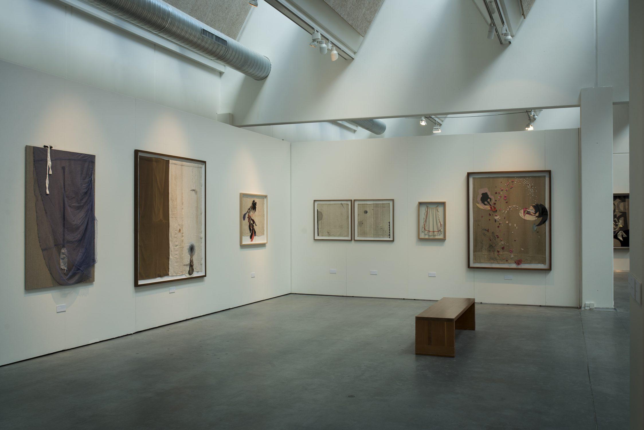 Installationview Vejle Kunst Museum