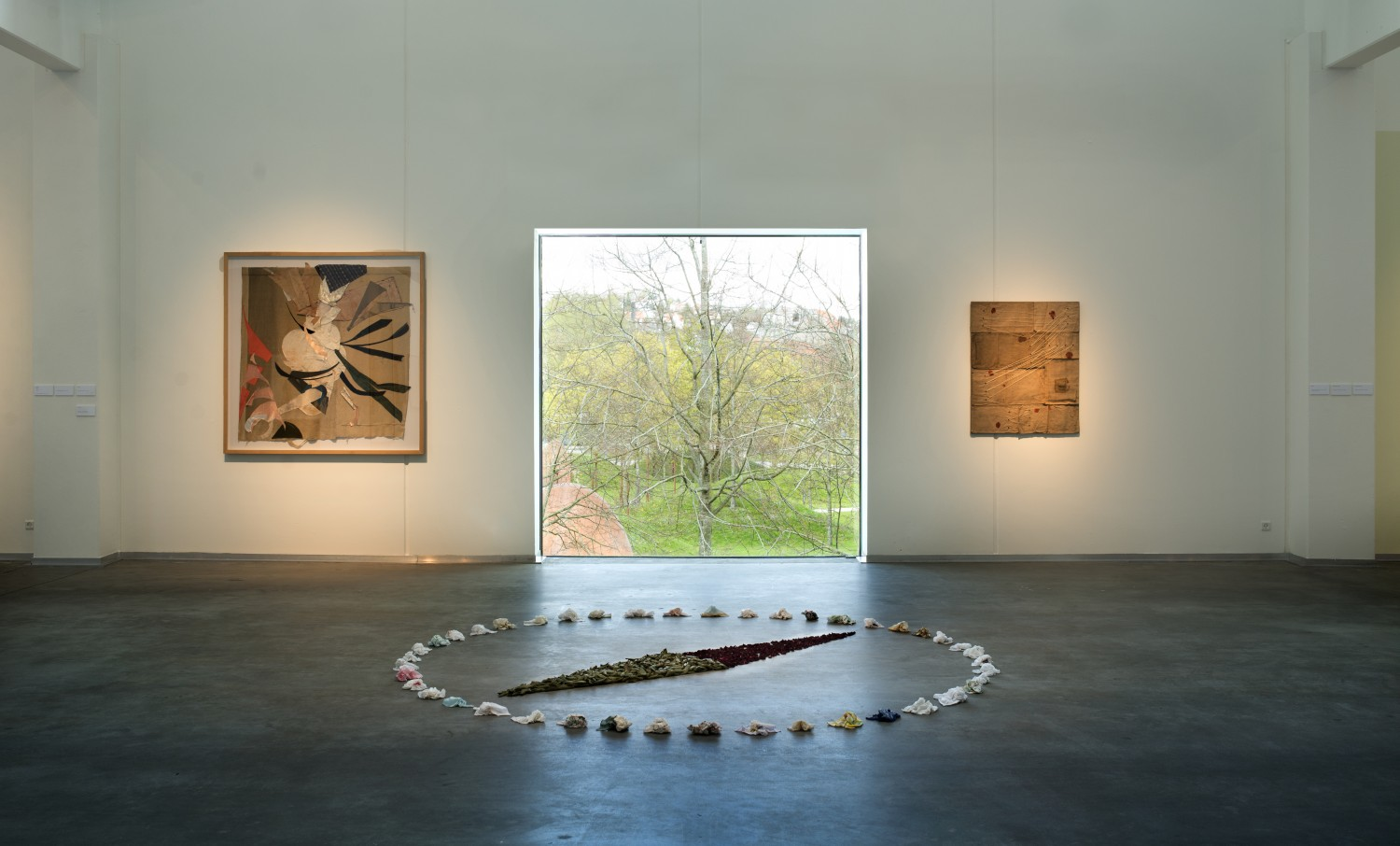 Compass, Museum of Art, Vejle, 2015