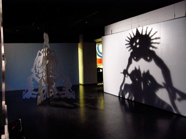 Shadow Land, Politikens Forhal, Copenhagen 2003