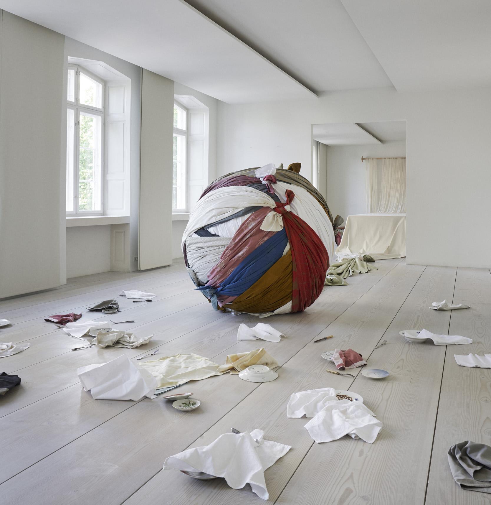 HJEM (Home), Anouska Hempel Apartment, Copenhagen, 2016