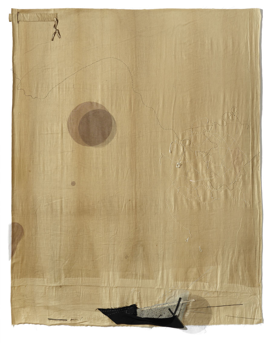 Roaming, 140x177cm